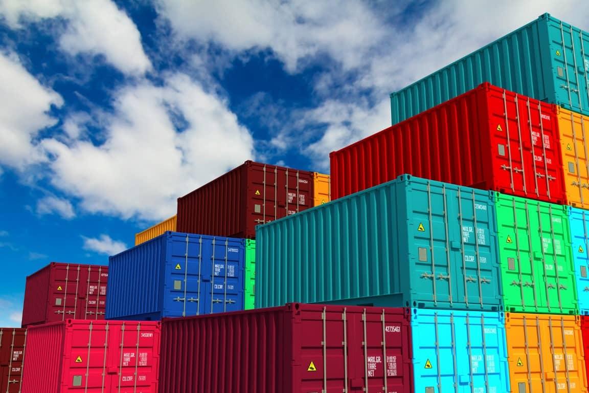 Mudanzas Hakotrans contenedores marítimos