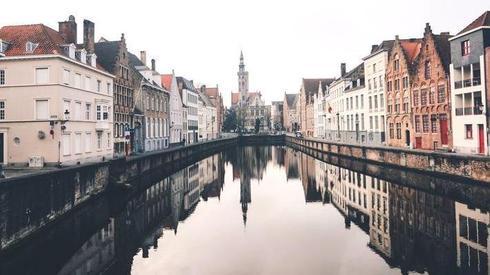 Mudanza internacional Bélgica