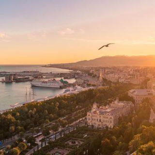 Mudanza internacional en España
