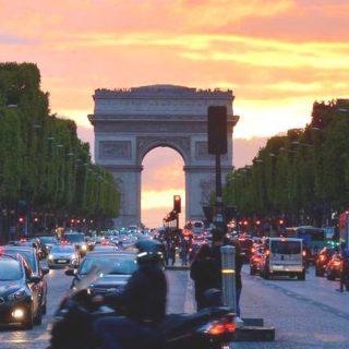 Mudanza internacional en Francia