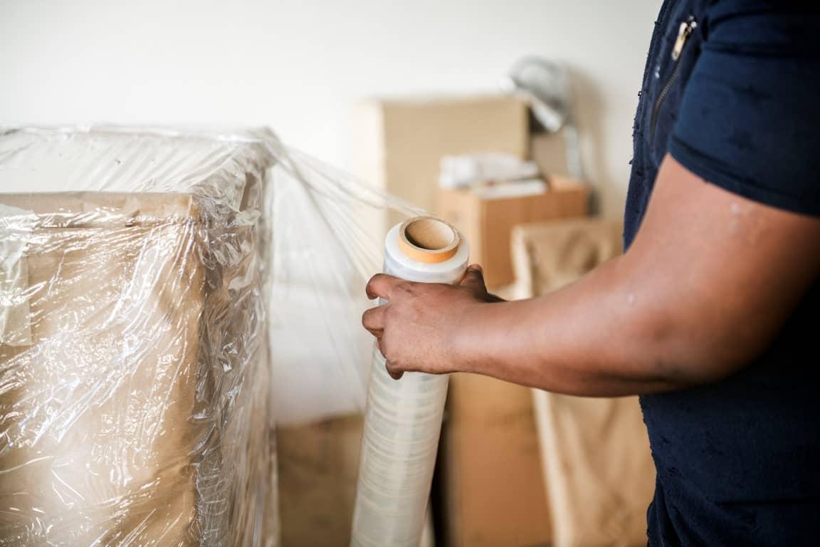 Mudanzas Hakotrans servicio de embalaje