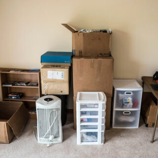 Easier removals with storage in Fuengirola