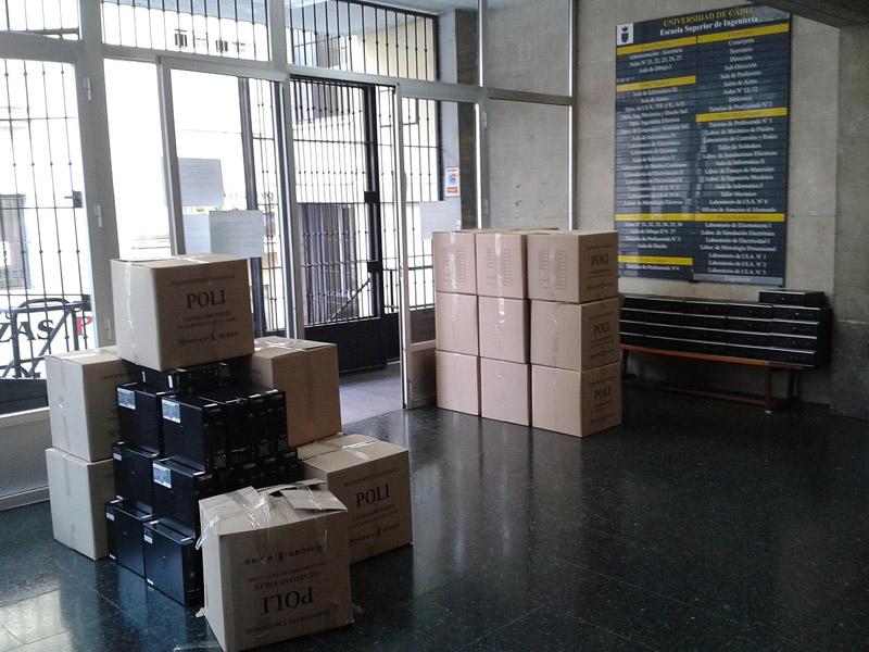 Empresas de mudanzas internacionales a Málaga