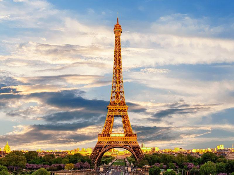 Umzüge nach Frankreich