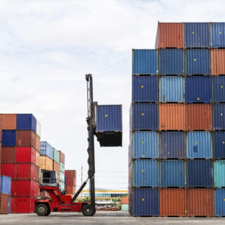Wir machen internationale Umzüge in Seefrachtcontainern