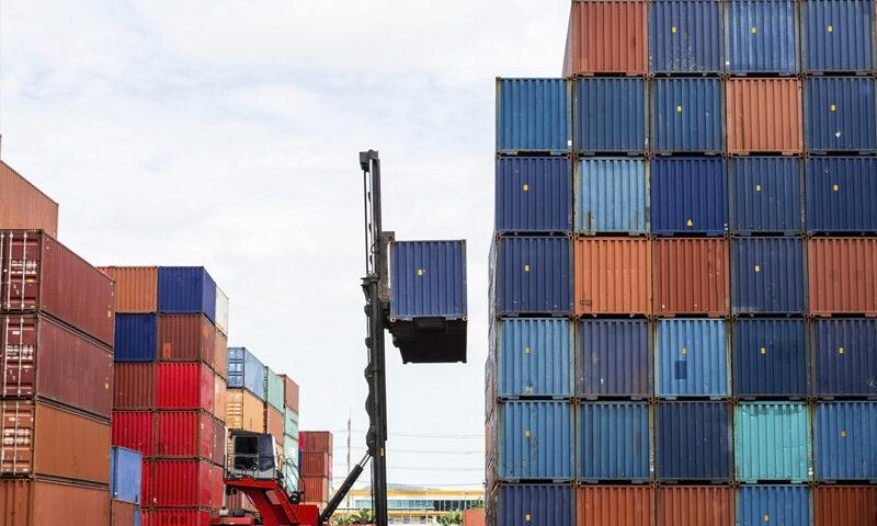 Mudanzas en contenedores marítimos