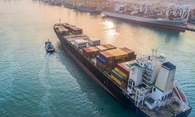 Mudanzas marítimas desde Málaga