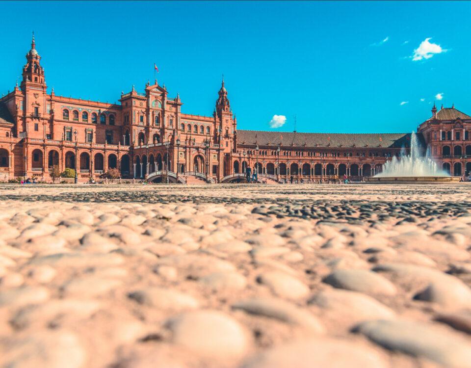 Umzug nach Sevilla