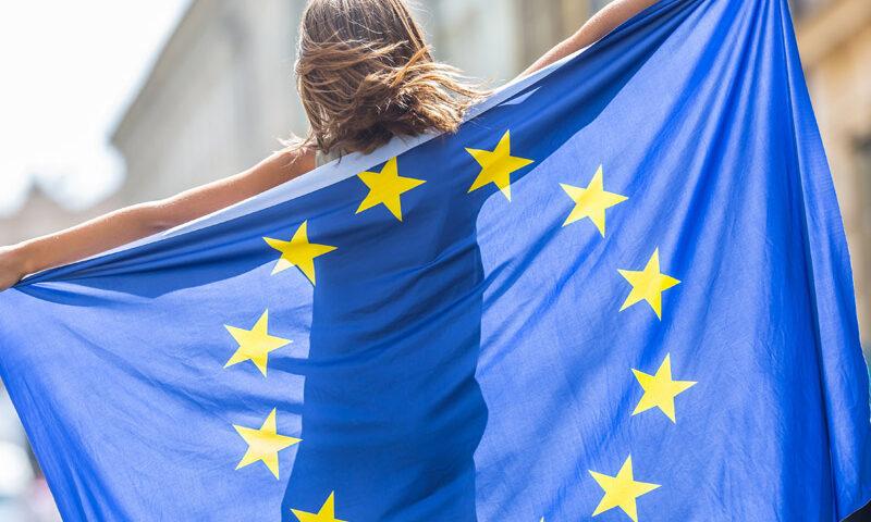 internationalen Umzügen nach Europa