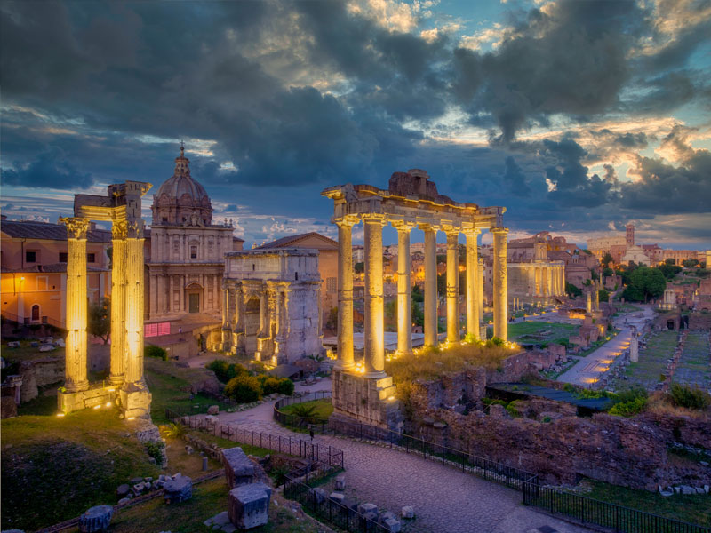 Mudanzas internacionales a Italia